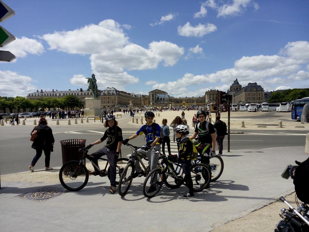 Sortie Versailles