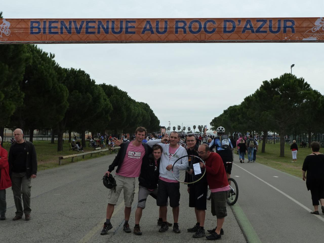 Roc d'Azur 1